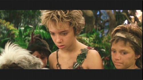 Peter pan <3 <3 the movie 2003!