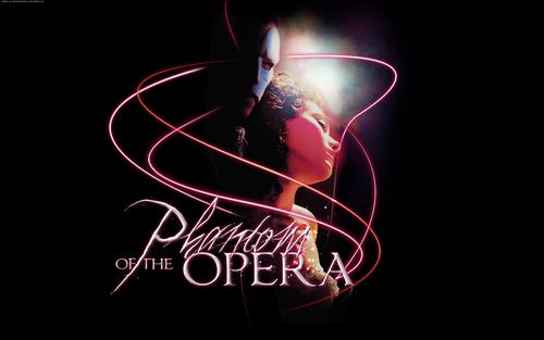 The Phantom Of The Opera wallpaper entitled Phantom of the Opera