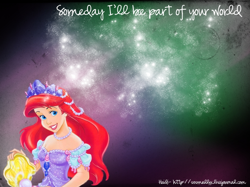 مكتبة ضخمة من صور ورمزيات اميرات ديزني Princess-Ariel-disney-princess-8181154-1024-768