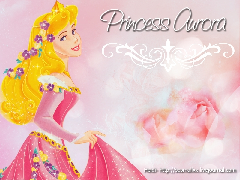 Princess Aurora Cartoon Disney