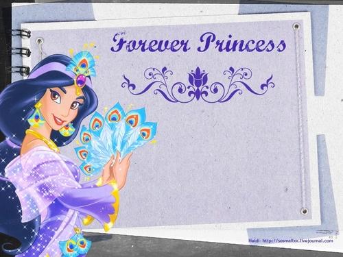 Princess hasmin