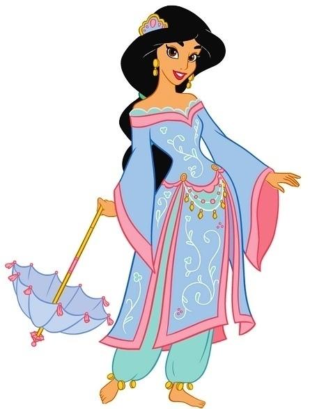 Princess चमेली