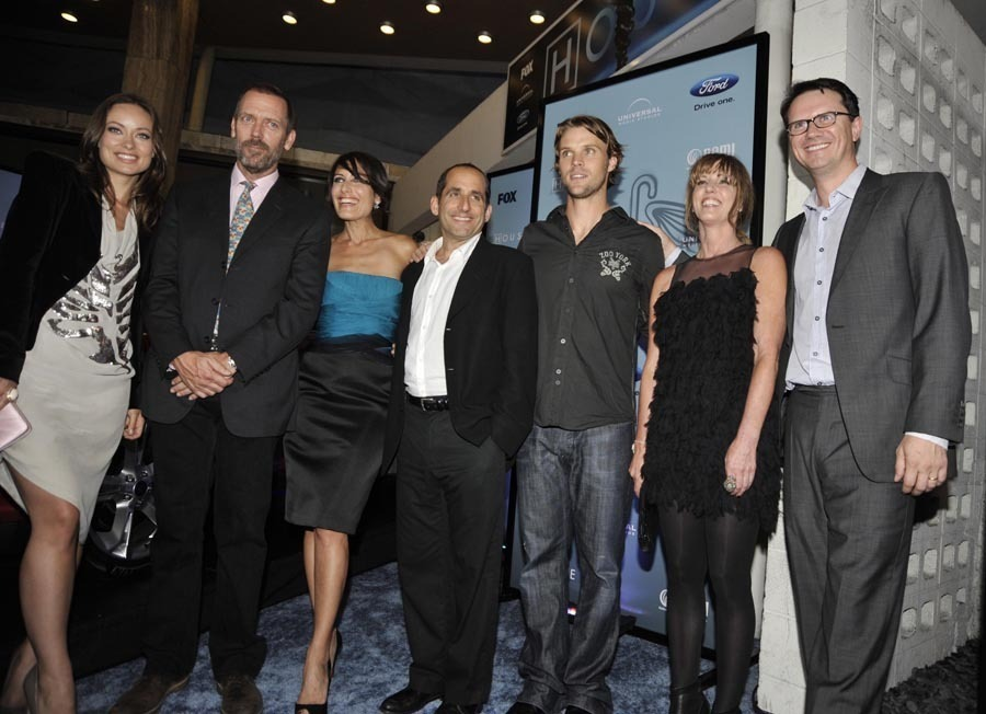 Projection of the season 6 premiere [17/09] from House to los angeles