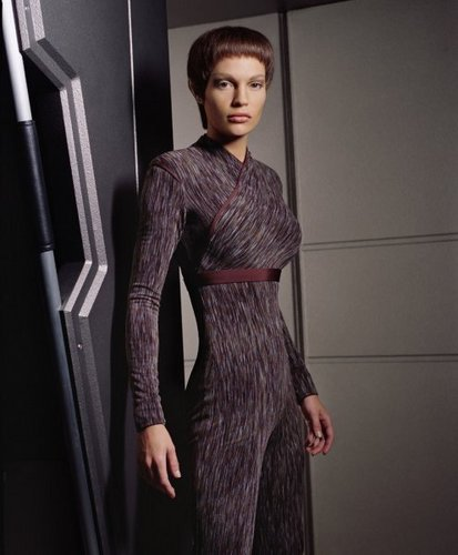 stella, stella, star Trek - Enterprise wallpaper probably with a cocktail dress and a cena dress called Promotional Shoot