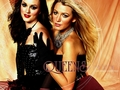 gossip-girl - Queens of UES. wallpaper