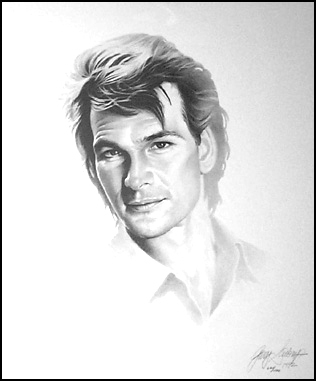 R.I.P. MY BEAUTIFUL AMAZING PATRICK <3333 - patrick-swayze photo