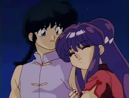 Ranma and Shampoo <3