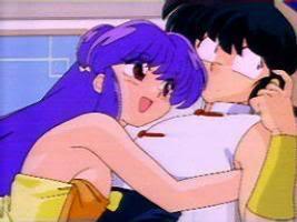 Ranma and Shampoo <3