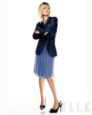 Reese Witherspoon in Elle Magazine