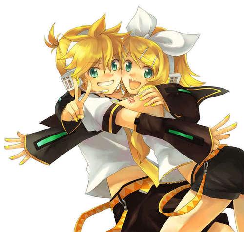 Rin & Len Kagamine