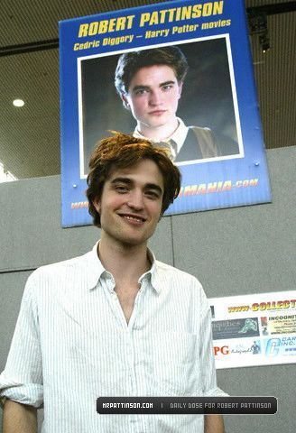 Rob at Harry Potter Collectormania 9 Event (2006)