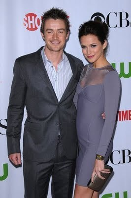 Clay and Quinn wallpaper containing a business suit, a well dressed person, and a suit entitled Robert & Shantel