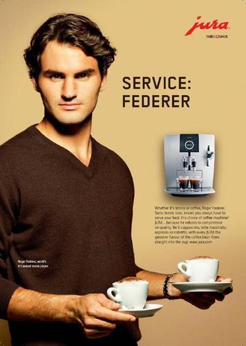 Roger Federer Jura Ad