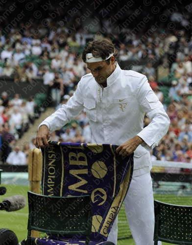 Roger Federer - Wimbledon 2009