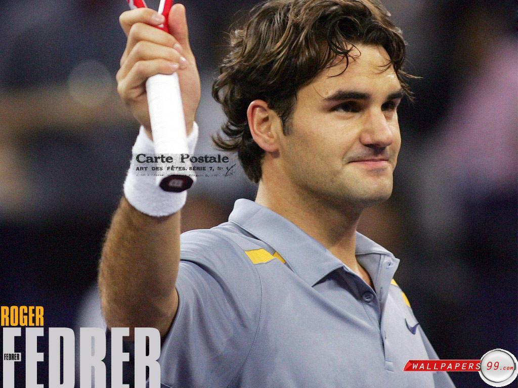 Roger Federer - Roger Federer Wallpaper (8189184) - Fanpop fanclubs