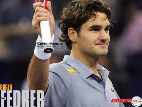 Roger Federer wallpaper called Roger Federer