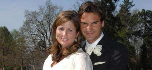 roger federer wallpaper entitled roger federers wedding