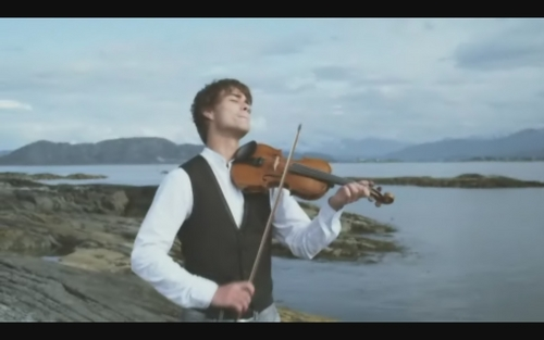 Roll with the wind clip - alexander-rybak Screencap