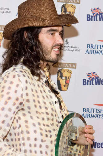 Russell @ 2nd Annual British Comedy Festival on May 2009
