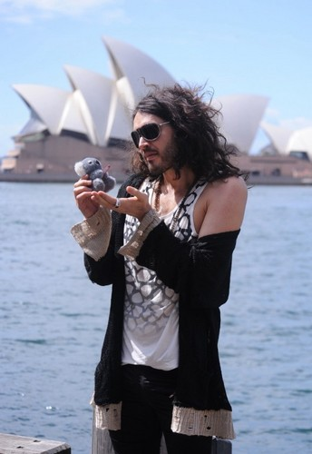 Russell in Sydney