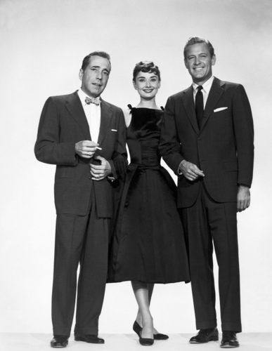 Sabrina (1954) wallpaper containing a business suit, a suit, and a two piece entitled Sabrina