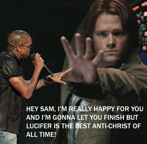 Sam and Kanye