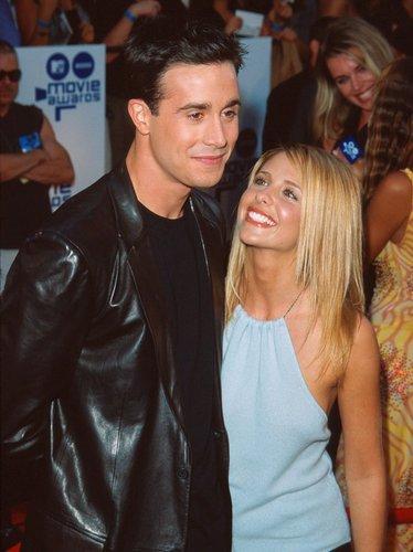 Sarah and Freddie