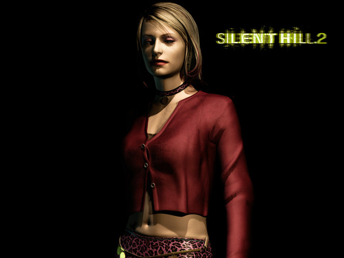 Silent Hill 2 - silent-hill Wallpaper