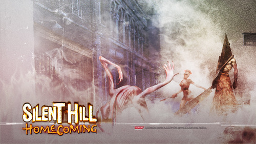 Silent Hill wallpaper called Silent Hill Homecoming