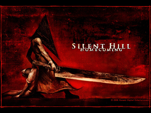 Silent Hill wallpaper titled Silent Hill Homecoming