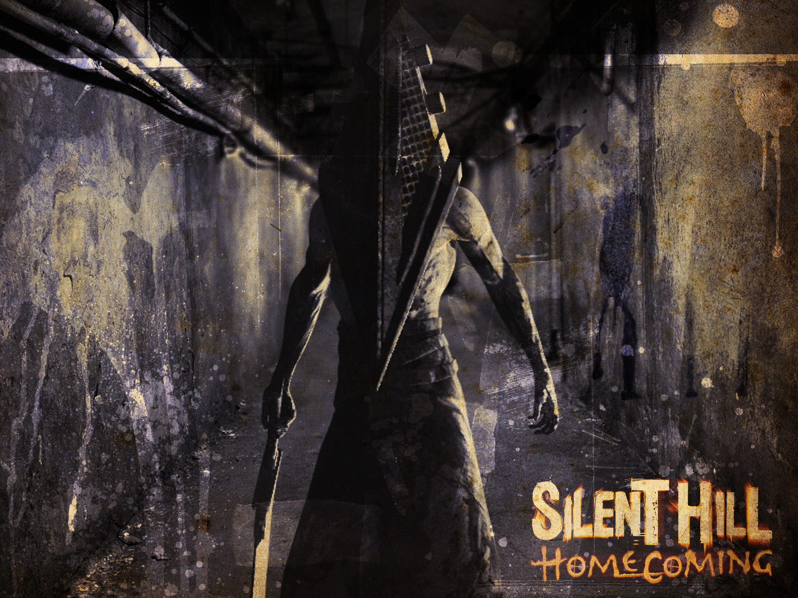 Silent Hill images Silent Hill Homecoming HD wallpaper and background photos