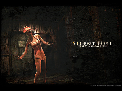 Silent Hill Homecoming - silent-hill Wallpaper