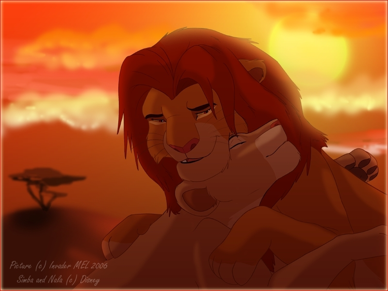 Simba And Nala Amp Photo 12300922 Fanpop Pictures To Pin On