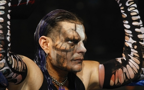Jeff Hardy 壁紙 titled Smackdown Digitals 08.07.09