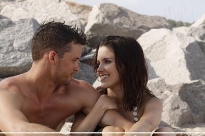 Sophin as Brooke and Julian