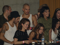 Stephanie Meyer, Nikki, Paris, Elizabeth & others cheer Jackson on (with 100 Monkeys) - twilight-series photo