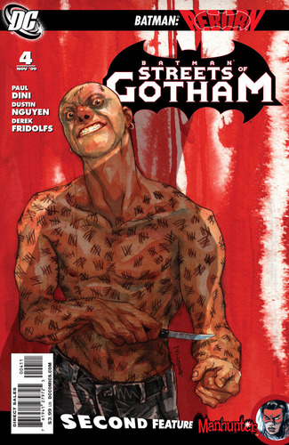 Streets of Gotham #4