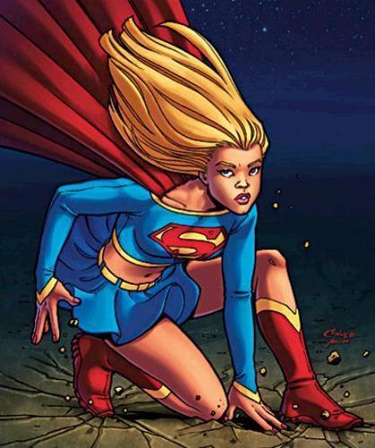 dark supergirl wallpaper - photo #32