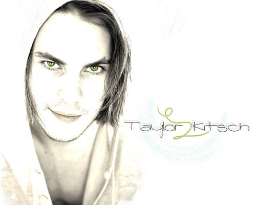 泰勒·克奇 壁纸 containing a portrait entitled Taylor Kitsch <3