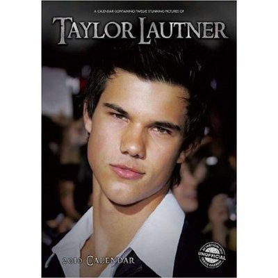 Taylor Lautner Calendar voorbeeld