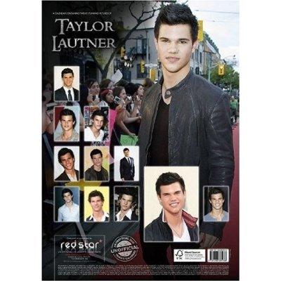 Taylor Lautner Calendar anteprima