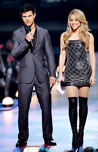 Taylor Lautner at VMA