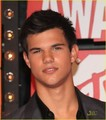 Taylor Lautner at VMA 2009