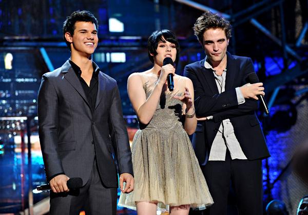 Taylor at VMA