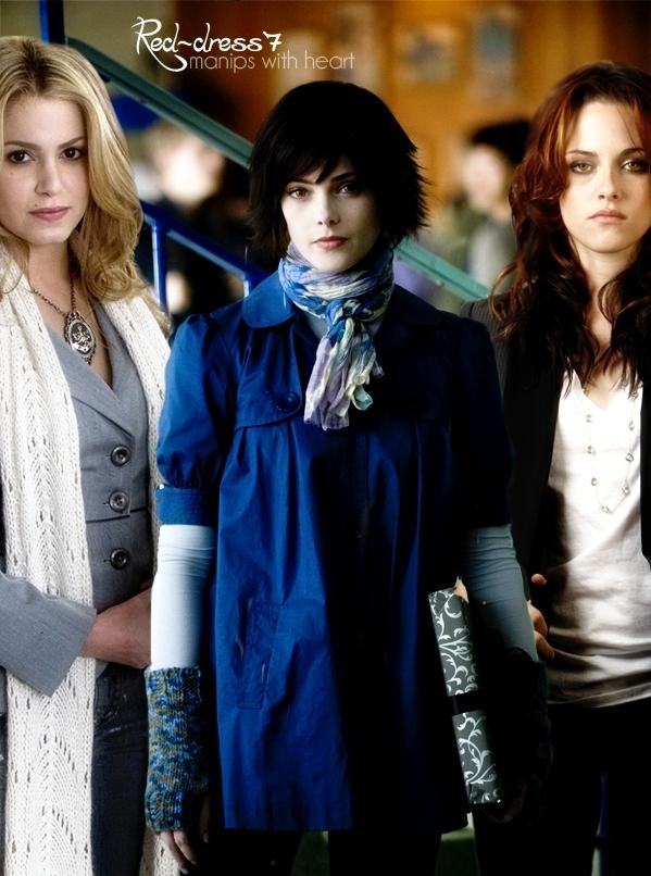 The Cullen Girls