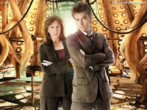 The Doctor and Donna - Partners in Crime