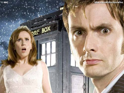 The Doctor and Donna - Runaway Bride
