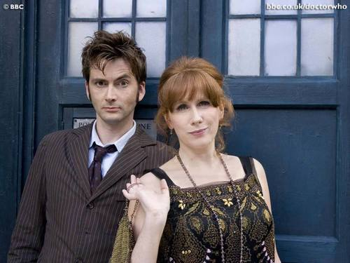 The Doctor and Donna - The Unicorn and The Wasp