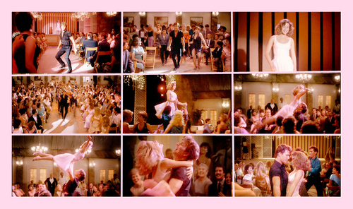 Dirty Dancing wallpaper containing an abattoir entitled Time of my Life (Final Dance) - Picspam!