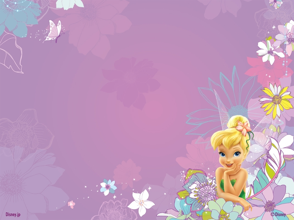 Disney Tinkerbell Wallpaper